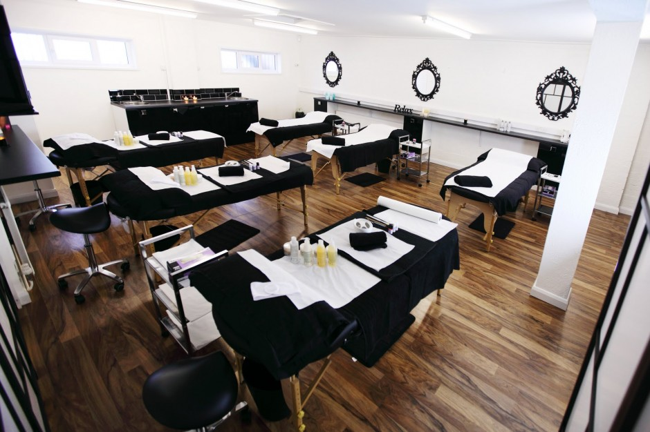 Beauty Training Room Your Beautique Training
