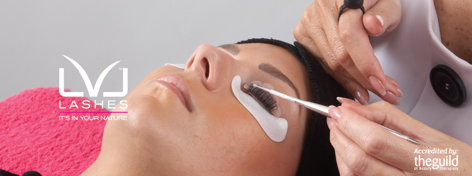 Official LVL Lashes Training Provider