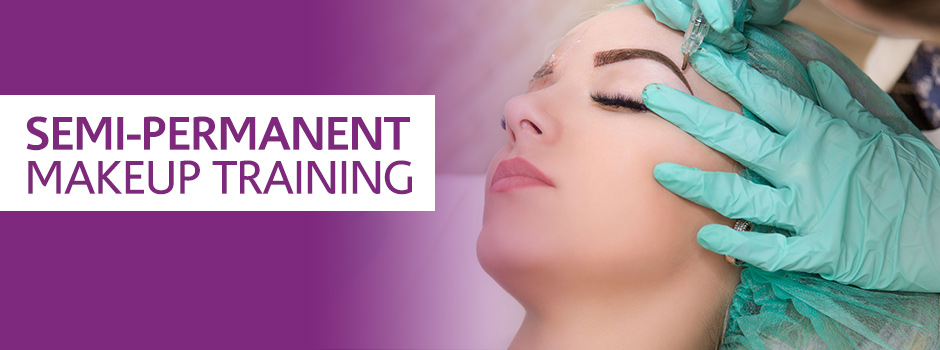 Semi Permanent Makeup Training Courses